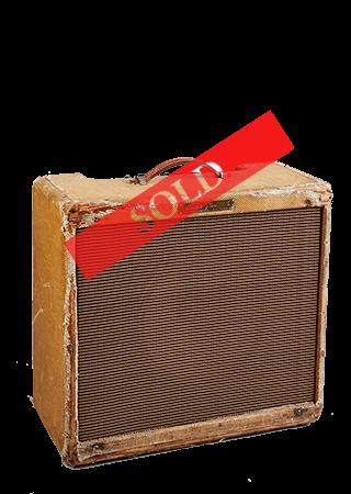 1958 Fender Tremolux Vintage Amplifier