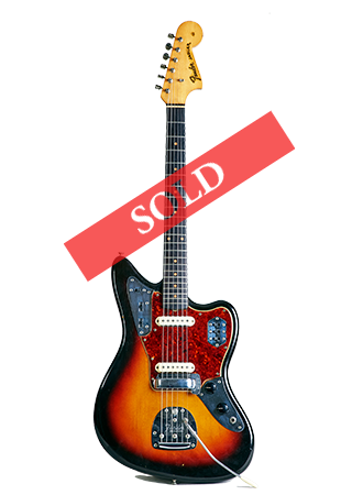 1963 Fender Jaguar Small Sold
