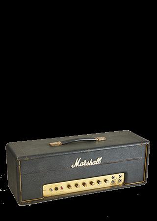 1968 Marshall JMP50 Plexi
