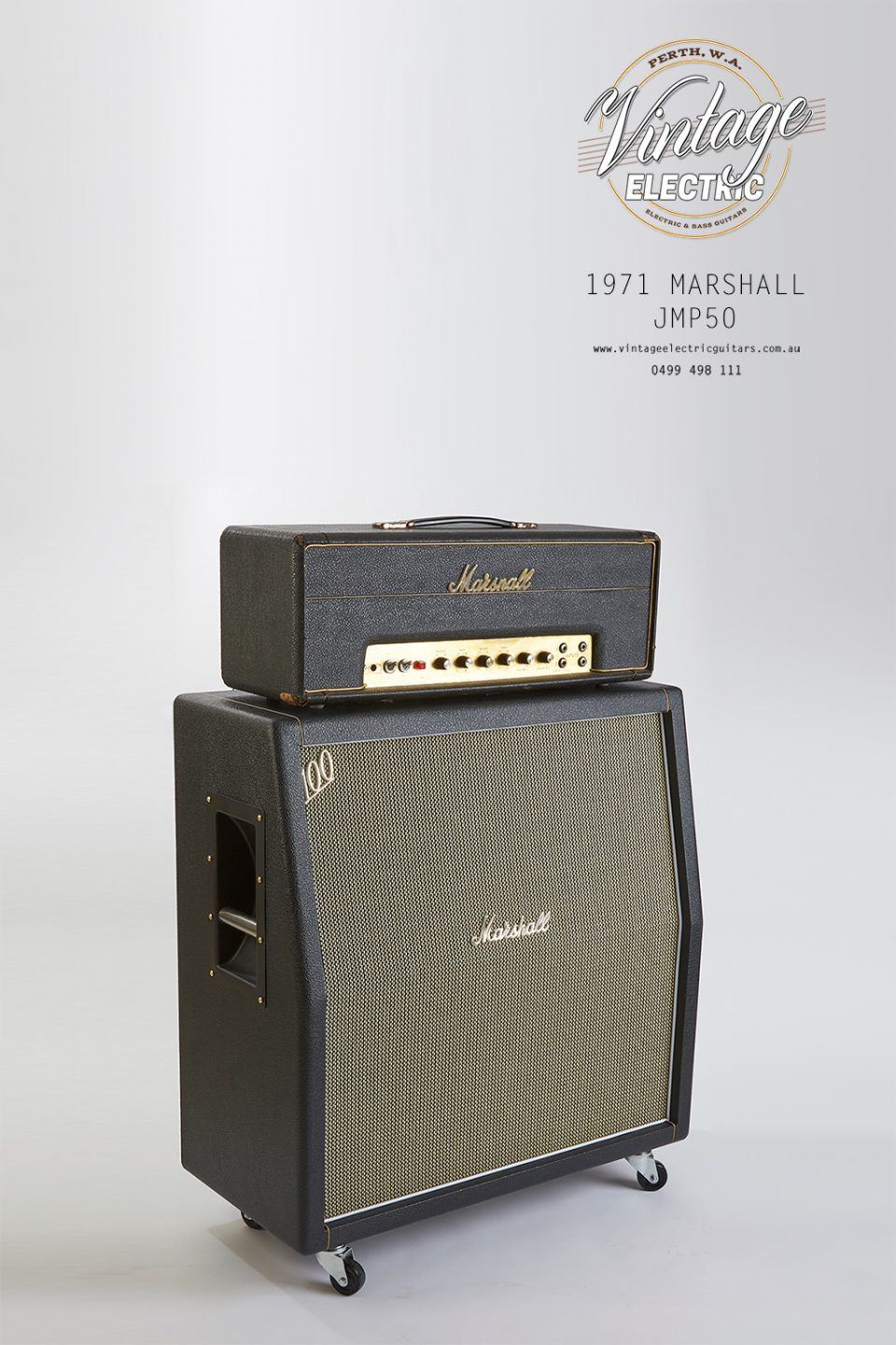 1971 Marshall JMP 50 Gold