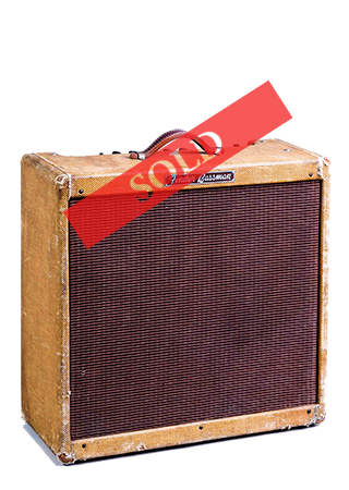 1959 Fender Bassman Sold