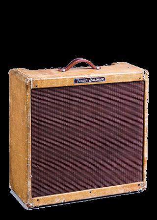 1959 Fender Bassman Vintage Tweed