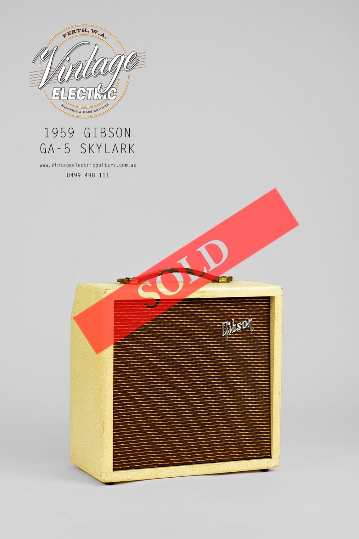 1959 Gibson GA-5 Skylark