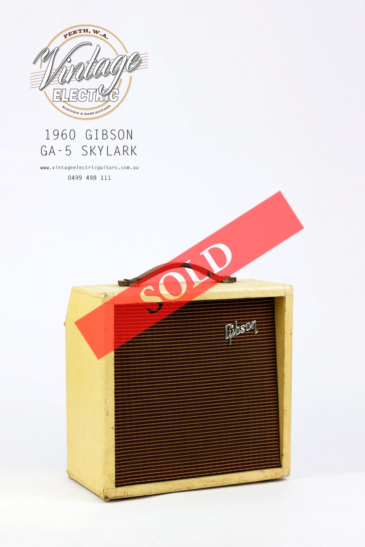 1960 Gibson GA-5 Skylark