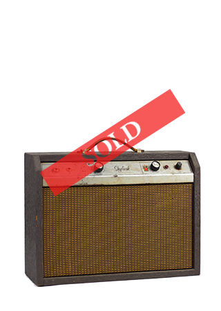 1963 Gibson Skylark Amp Sold