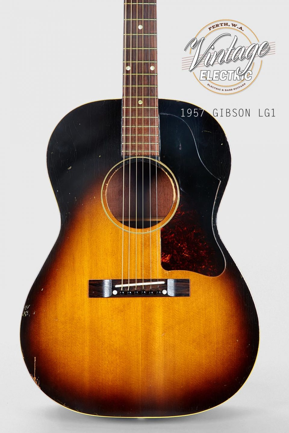 1957 Gibson LG-1 Acoustic Body