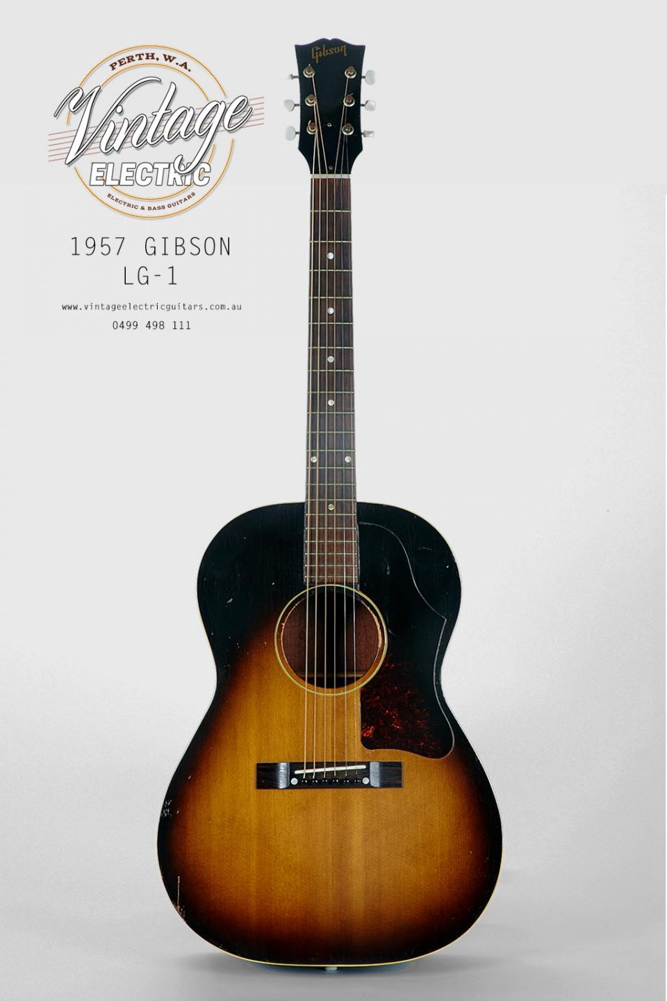 1957 Gibson LG1 Vintage Acoustic USA