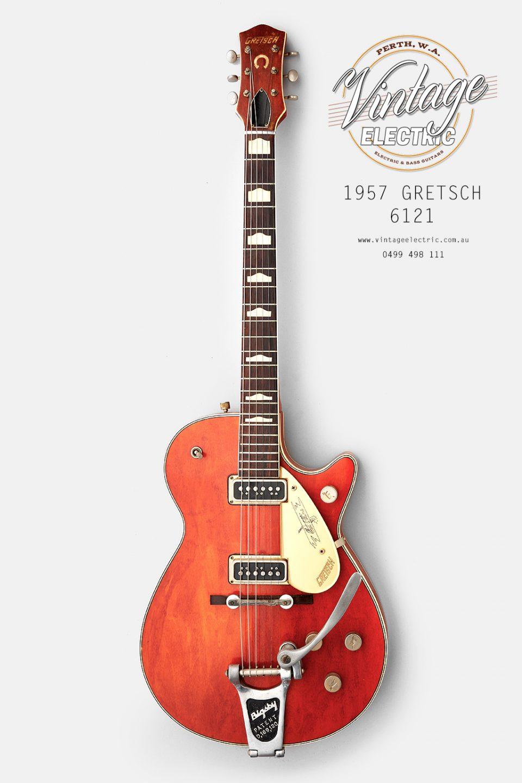 1957 Gretsch 6121 Chet Atkins