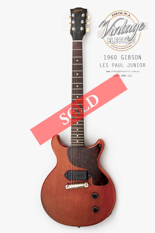 1960 Gibson Les Paul Jr