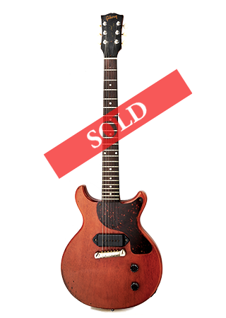 1960 Gibson Les Paul Jr Sold