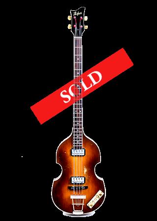 1964 Hofner Bass