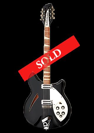 1966 Rickenbacker 360 12 Sold
