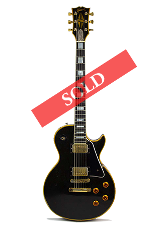 1976 Gibson Les Paul Custom Black Beauty