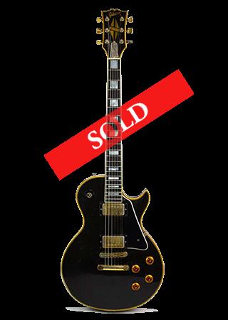 1976 Gibson Les Paul Custom Black Beauty