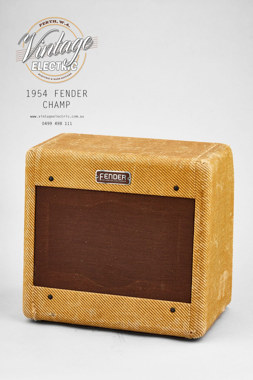 1954 Fender Champ USA