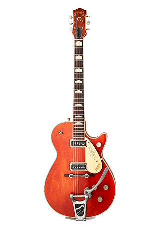 1957 Gretsch 6121 Desert Orange USA
