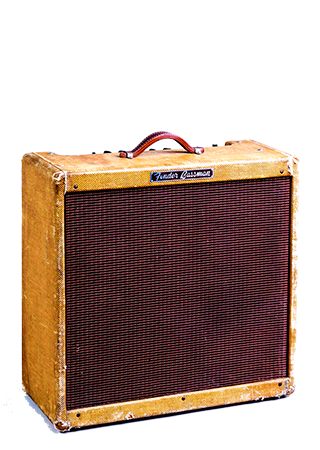 1959 Fender Bassman USA Vintage Amplifier
