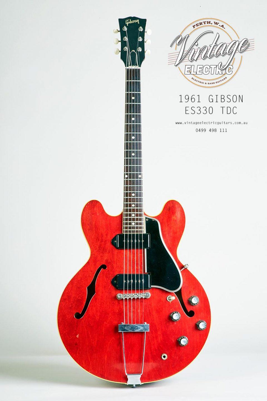 1961 Gibson ES 330 TDC P90