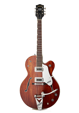 1964 Gretsch 6119 Burgundy Tennessean