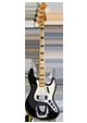 Vintage Fender Jazz Bass