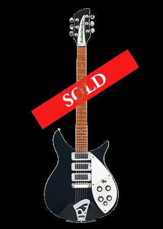 1983 Rickenbacker 350 Small Sold