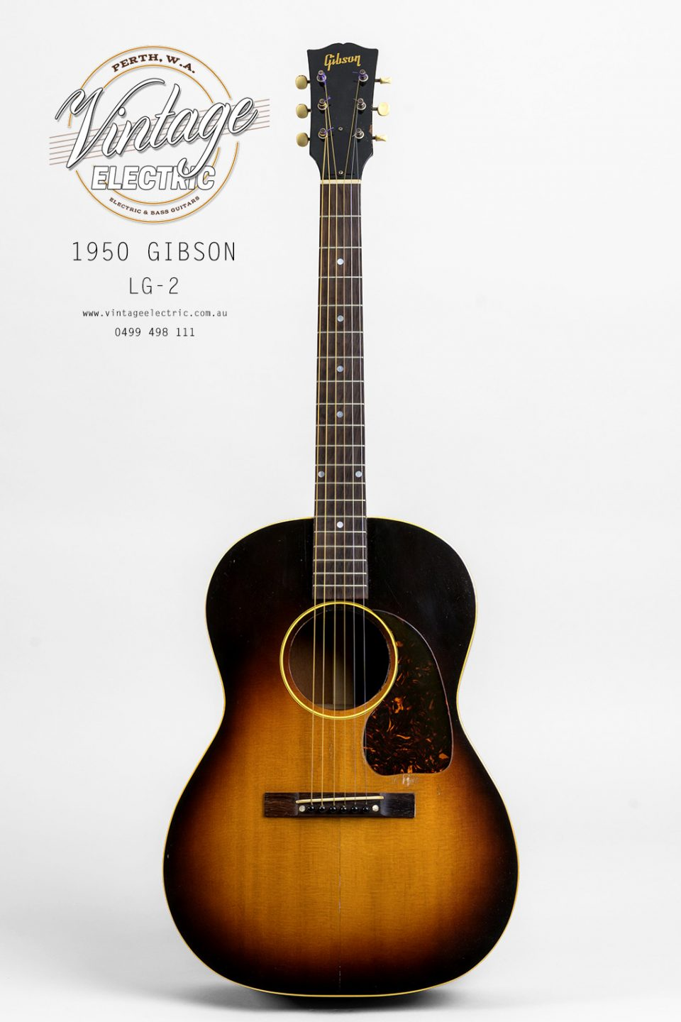 1950 Gibson LG-2 US Acoustic