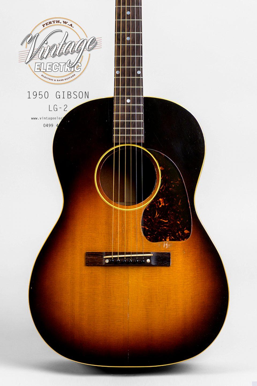 1950 Gibson LG-2 US Body