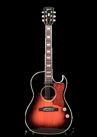 1951 Gibson CF-100E Acoustic