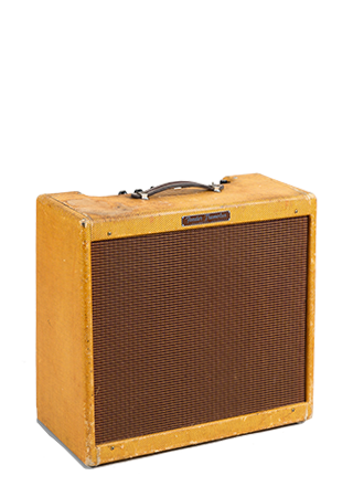 1958 Fender Tremolux 5G9 Tweed