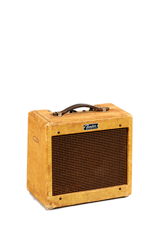 1963 Fender Champ Tweed 5F1 USA