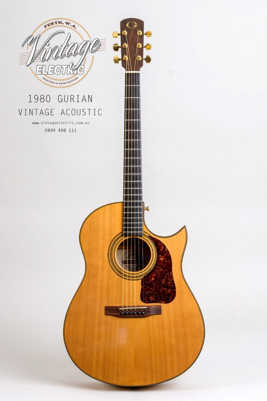1980 Gurian Acoustic