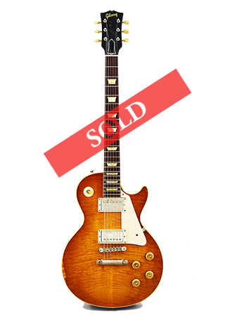 2000 Gibson Les Paul Custom Shop Historic1959 Reissue