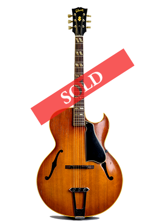 1953 Gibson L4C Sold