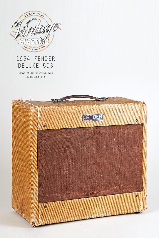 1954 Fender Deluxe 5D3