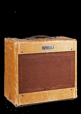 1954 Fender Deluxe 5D3 Tweed
