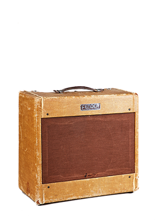1954 Fender Deluxe 5D3 Vintage Amplifier