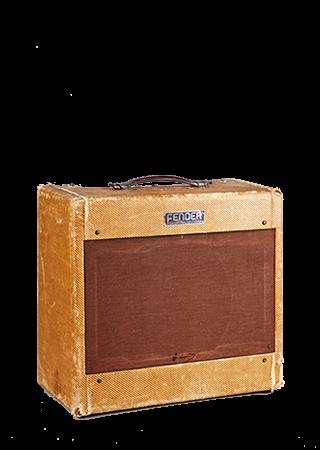 1954 Fender Deluxe 5D3 Vintage Amplifier