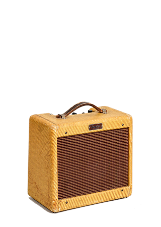1957 Fender Champ Tweed