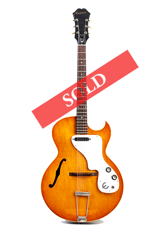 1965 Epiphone Grenada Small Sold