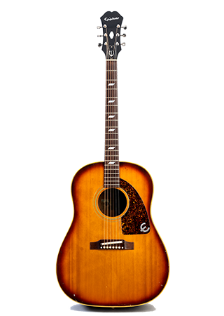 1965 Epiphone Texan FT-79