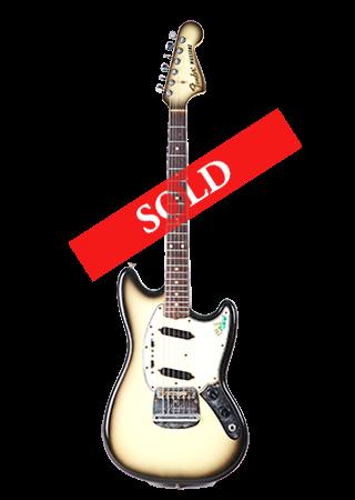 1965 Fender Mustang Sold