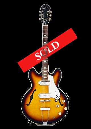 2006 John Lennon Epiphone Casino Sold