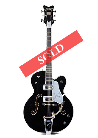 2013 Gretsch Silver Falcon Sold