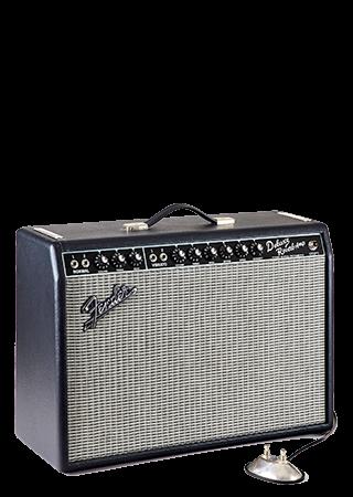 2017 Fender Deluxe Reverb USA 1965 Reissue