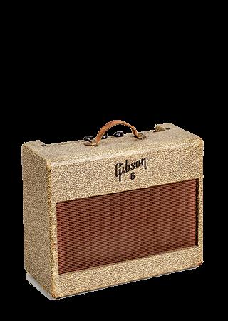 1955 Gibson GA-6 Amp
