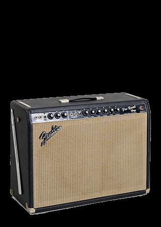 1967 Fender Pro Reverb Vintage Amp