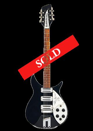 1990 Rickenbacker 355 12 Sold
