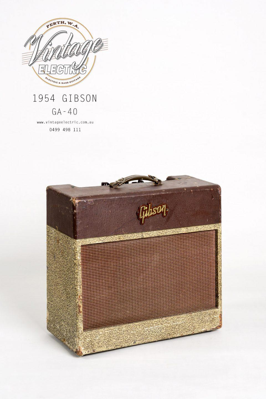 1954 Gibson GA-40