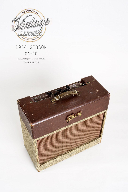 1954 Gibson GA-40 Top