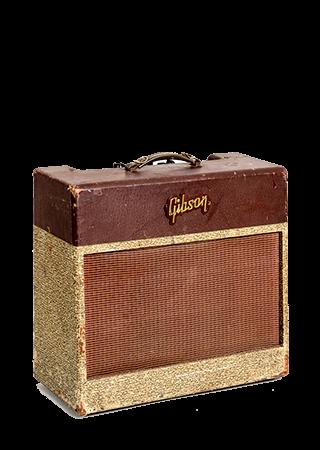 1954 Gibson GA-40 Vintage Amp
